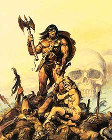 Conan seen by Earl Norem